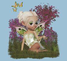 Fairy Glade One Piece - Short Sleeve