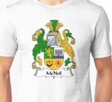 McNeil Coat of Arms / McNeil Family Crest Unisex T-Shirt