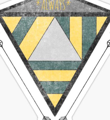 Geometric Distortion Sticker