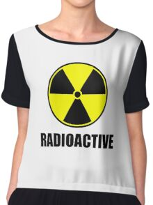Radioactive Chiffon Top