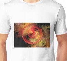 Fractal Roses Unisex T-Shirt