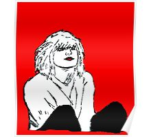 COURTNEY LOVE!!! Poster