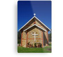 Parish Church, Jarrahdale Metal Print