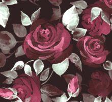 Crazy roses Sticker