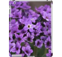 Spring Flower Series 59 iPad Case/Skin