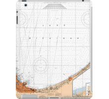 Lake Michigan Map - Chicago Map iPad Case/Skin