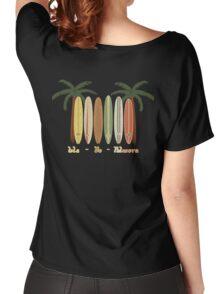 Isla De Palmera Women's Relaxed Fit T-Shirt