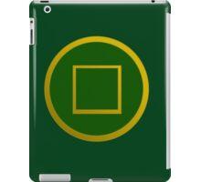 Avatar: Dai Li symbol iPad Case/Skin