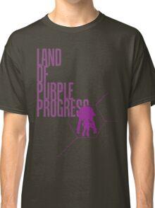 4 Lands - Purple Classic T-Shirt
