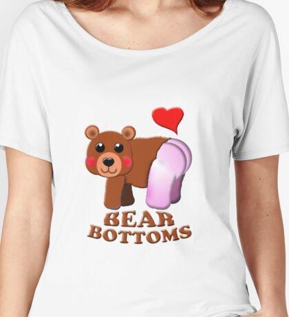 love bear bottoms Women's Relaxed Fit T-Shirt