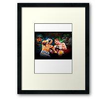 Canelo vs GGG (T-shirt, Phone Case & more) Framed Print