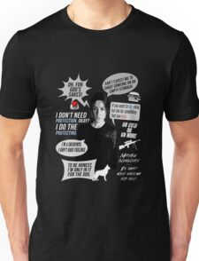 Sameen Shaw - Person of Interest - Sarah Shahi Unisex T-Shirt