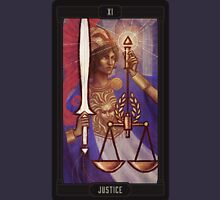 Justice - Athena Womens Fitted T-Shirt