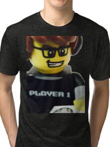 The Gamer Tri-blend T-Shirt