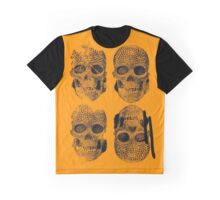 Skull: Special Halloween Edition Graphic T-Shirt