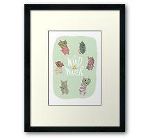 Koroks Framed Print