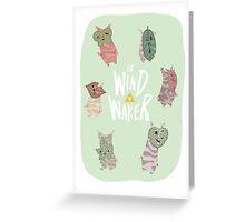 Koroks Greeting Card