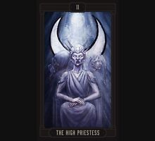 The High Priestess - Hecate Womens Fitted T-Shirt