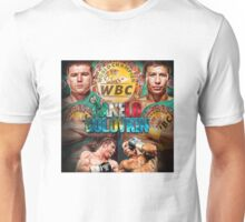 Canelo vs GGG WBC (T-shirt, Phone Case & more) Unisex T-Shirt
