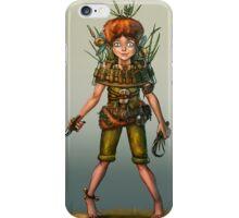 Traveling Alchemist - Nita iPhone Case/Skin