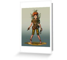 Traveling Alchemist - Nita Greeting Card