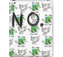 ALL DOGS GO TO HEAVEN iPad Case/Skin