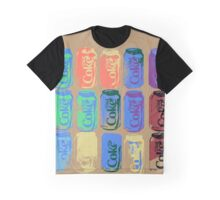 Diet Coke Can IV Graphic T-Shirt