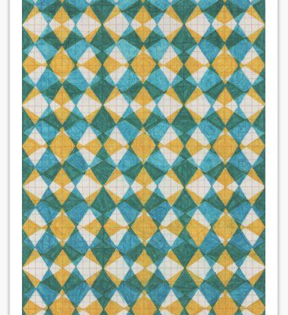 Pattern 4 Sticker