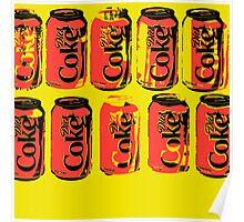 Diet Coke Can II Poster