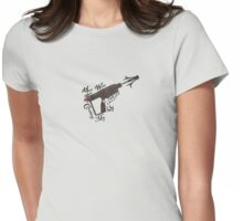 You Were Coveting My Grappler - Warehouse 13 Womens Fitted T-Shirt