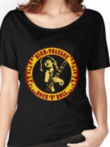 High Voltage Colour Women's Relaxed Fit T-Shirt