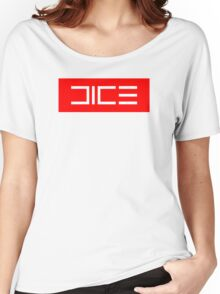 Dice. Co Women's Relaxed Fit T-Shirt