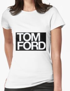 TOM FORD #fashion Womens Fitted T-Shirt