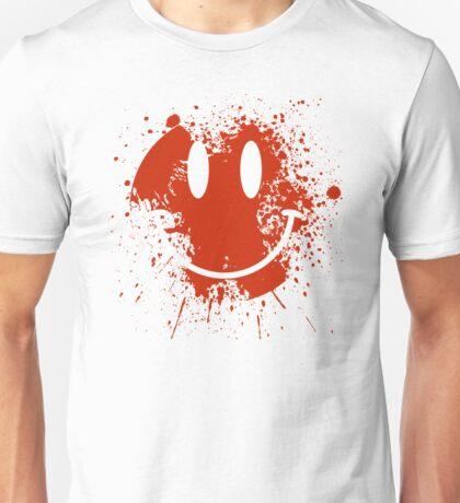 Acid House Smiley Face - Grunge Unisex T-Shirt