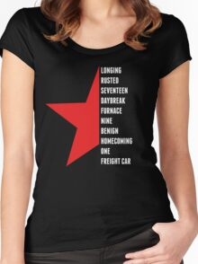 Ready to Comply? Women's Fitted Scoop T-Shirt