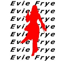 Assassins Creed- Evie Frye Photographic Print