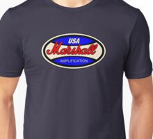 Oval USA Marshall Unisex T-Shirt
