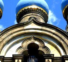 Russian Orthodox Church Dresden Sticker