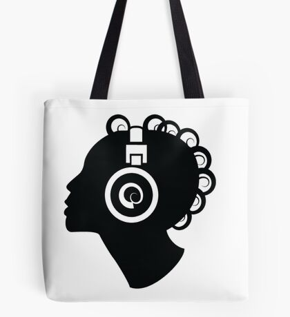 psychedelic, foreign music  Tote Bag