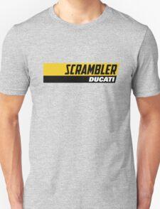 SCRAMBLER DUCATI Unisex T-Shirt
