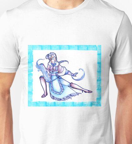 Water Bender Unisex T-Shirt