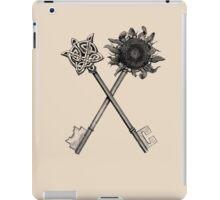 Keys iPad Case/Skin