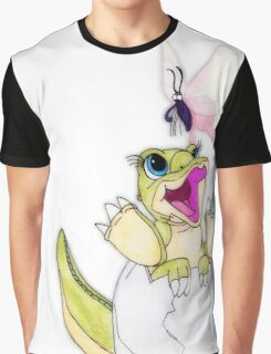 The Land Before Time: Baby Ducky Graphic T-Shirt