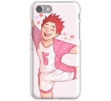 Happy Tendou! iPhone Case/Skin