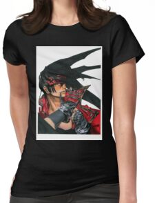 Guilty Gear Womens Fitted T-Shirt