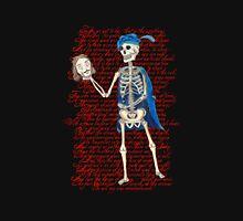 Alas, poor Shakespeare! Unisex T-Shirt