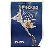 Vintage famous art - Henri Gray - Phebus Paris Poster Poster