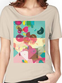 DECOMPOSE Women's Relaxed Fit T-Shirt