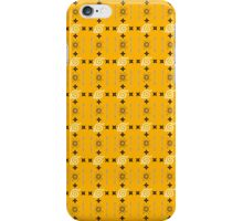 Hokage Pattern iPhone Case/Skin