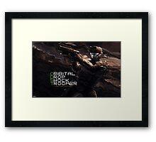 ODST Framed Print